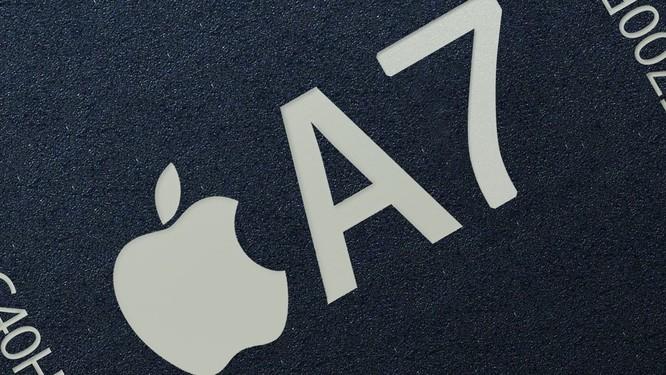 Vi xử lý Apple A7. Nguồn: Android Authority