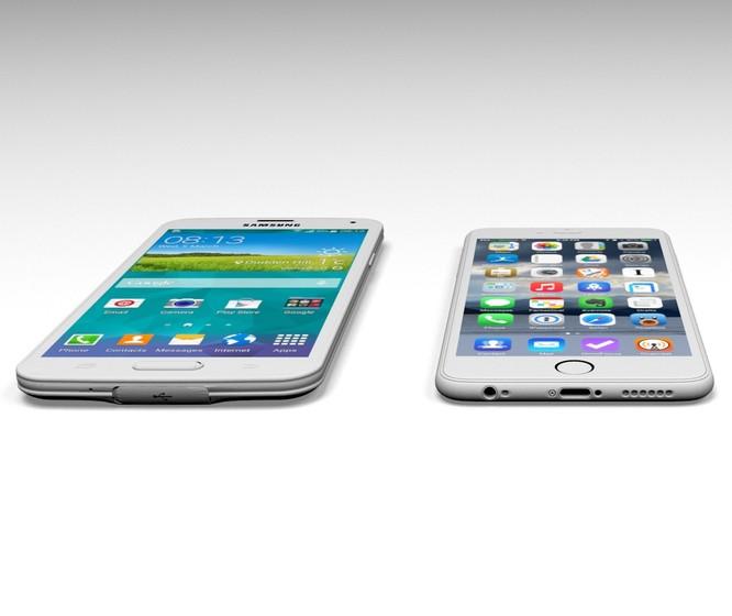 Xu hướng mạnh, mỏng nhẹ của điện thoại thông minh hiện nay(ảnh chỉ mang tính chất minh họa)