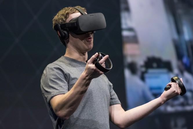 Facebook cũng sẽ sớm ra mắt thế hệ kính thực tế ảo Oculus mới của mình. Nguồn: Engadget