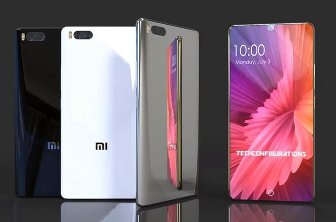 Xiaomi Mi7 ra mắt vào năm sau sẽ sử dụng chip Snapdragon 845 tự tùy chỉnh. Nguồn: Gizbot