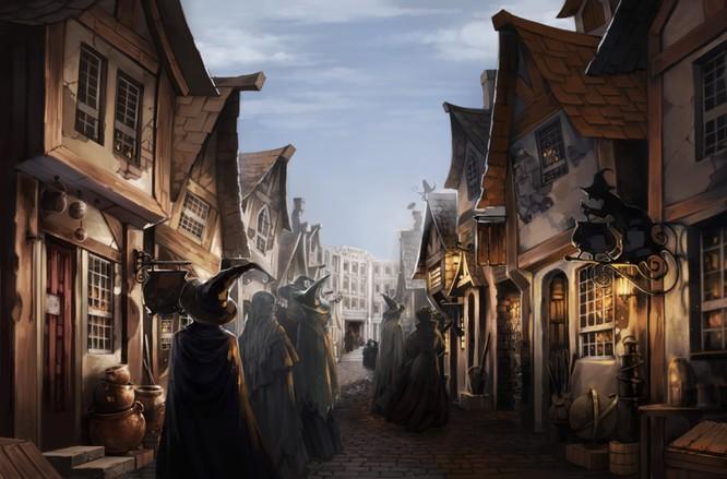 Cha đẻ Pokemon Go mang ma thuật tới thế giới thực qua Harry Potter: Wizards Unite ảnh 1