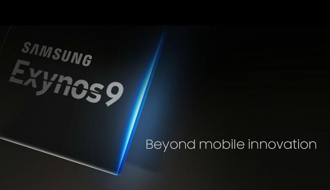Exynos 9810 sẽ là não bộ của GALAXY S9 phiên bản quốc tế. Nguồn: wccftech