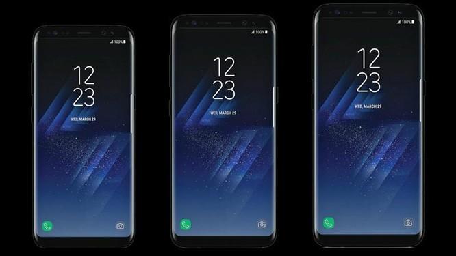 Đầu năm 2017, đã rộ lên thông tin về dự án phát triển GALAXY S8 Mini của Samsung. Nguồn: androidportal