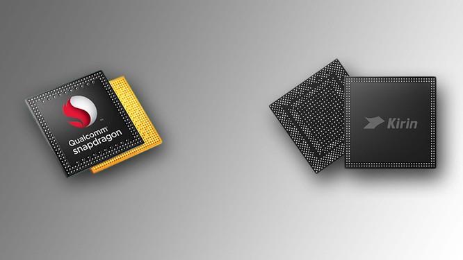 Qualcomm sẽ cung cấp chip xử lý Snapdragon 845 cho tất cả mẫu GALAXY S9 tại thị trường Bắc Mỹ. Nguồn: wccftech