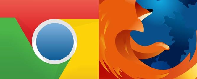 Sau nhiều năm, Firefox đã trở lại để cạnh tranh với Chrome trong cuộc chiến trình duyệt. Nguồn: makeuseof