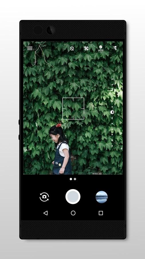 Razer cải thiện khả năng chụp ảnh cho smartphone chuyên để... chơi game ảnh 1