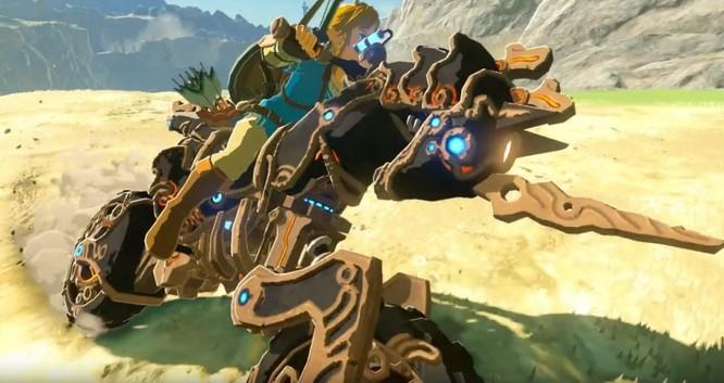 Nintendo đang thay đổi và hãng cần Link cũng như người hâm mộ thích nghi với những thứ mới mẻ. Nguồn: Nintendo