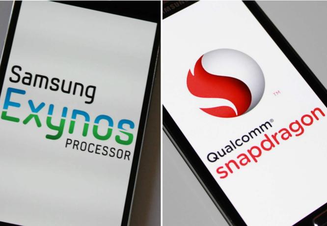 Cùng Snapdragon 845, Exynos 9810 sẽ là chip xử lý trên bộ đôi Galaxy S9 và s9 Plus. Nguồn: gearopen