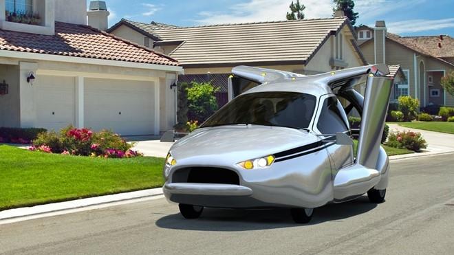 Video: 10 phương tiện giao thông kỳ lạ sẽ phổ biến trong tương lai ảnh 10