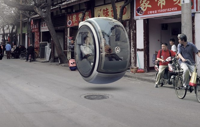 Video: 10 phương tiện giao thông kỳ lạ sẽ phổ biến trong tương lai ảnh 7
