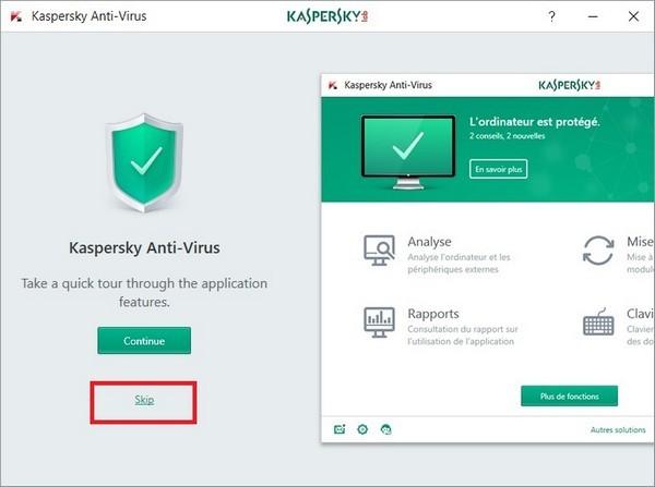 Cách sở hữu miễn phí bản quyền phần mềm bảo mật Kaspersky Antivirus 2017 ảnh 2