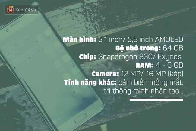 Samsung Galaxy S8 và iPhone 8: Smartphone nào hấp dẫn hơn? ảnh 6