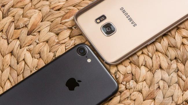 Samsung Galaxy S8 và iPhone 8: Smartphone nào hấp dẫn hơn? ảnh 5