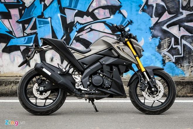 Yamaha TFX 150 naked bike không đối thủ tại Việt Nam ảnh 2