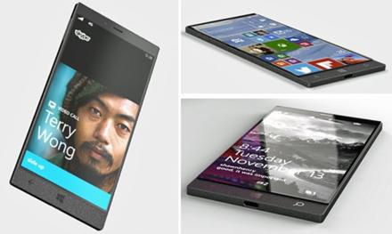 Chân dung siêu phẩm điện thoại Microsoft Surface Phone mạnh ngang laptop ảnh 3