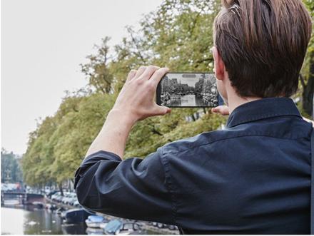 Chân dung siêu phẩm điện thoại Microsoft Surface Phone mạnh ngang laptop ảnh 1