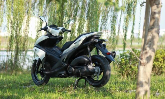 Yamaha NVX đầu tiên về Hà Nội ảnh 2