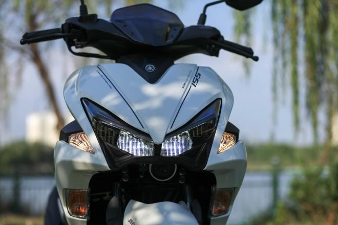 Yamaha NVX đầu tiên về Hà Nội ảnh 3