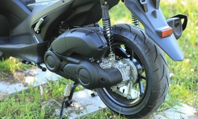 Yamaha NVX đầu tiên về Hà Nội ảnh 9