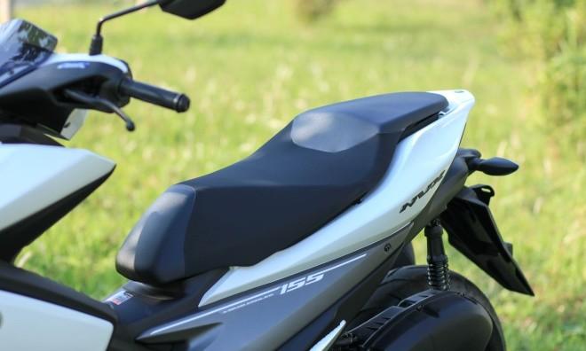 Yamaha NVX đầu tiên về Hà Nội ảnh 7