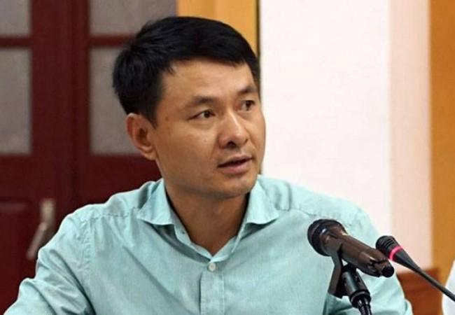 Ông Trần Anh Tú - Phó Tổng giám đốc Công ty TNHH MTV đường sắt Hà Nội.