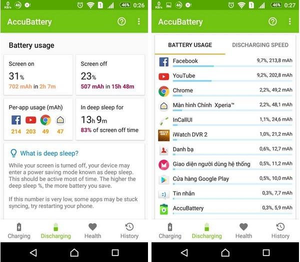 Cách kiểm tra mức độ chai pin trên điện thoại thông minh ảnh 3