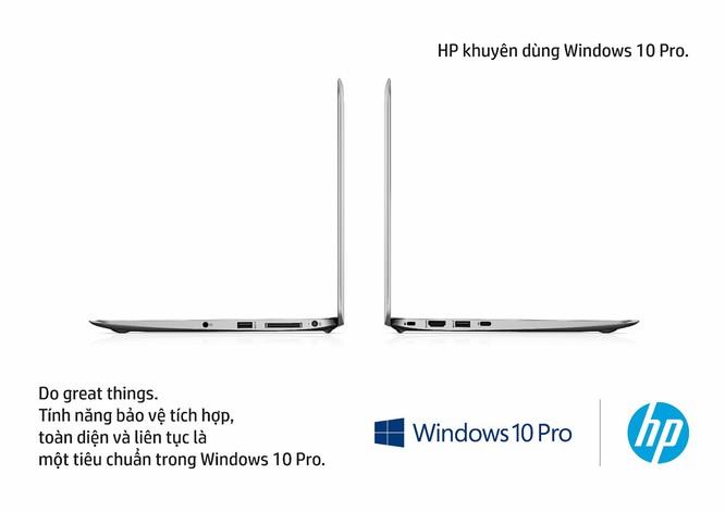 Ấn tượng với laptop siêu nhẹ HP EliteBook 1030 G1 ảnh 1