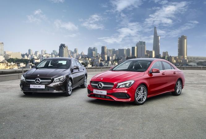 """Thế hệ nâng cấp của Mercedes-Benz CLA chính thức """"xuất trận"""" tại Việt Nam ảnh 1"""