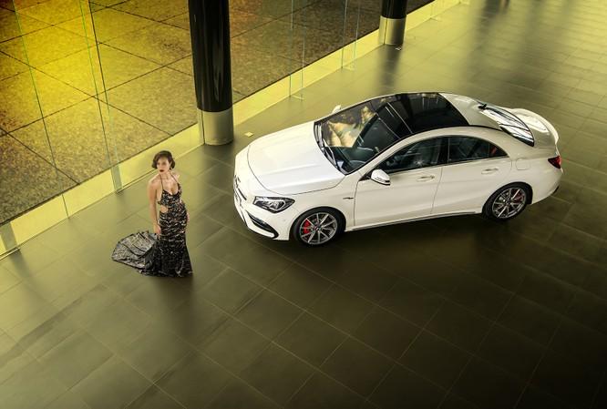 """Thế hệ nâng cấp của Mercedes-Benz CLA chính thức """"xuất trận"""" tại Việt Nam ảnh 2"""