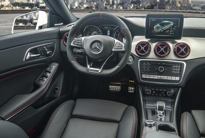 """Thế hệ nâng cấp của Mercedes-Benz CLA chính thức """"xuất trận"""" tại Việt Nam ảnh 4"""