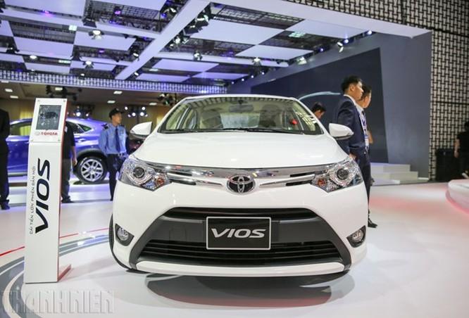 Giải mã tên gọi những mẫu ô tô phổ biến tại Việt Nam ảnh 4
