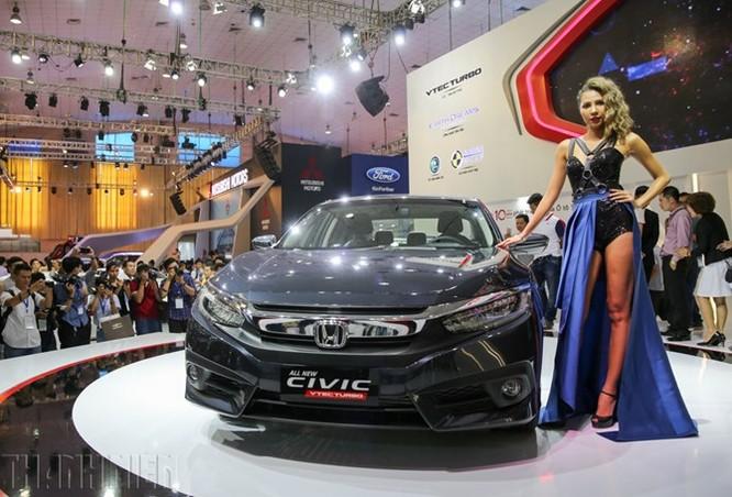 Giải mã tên gọi những mẫu ô tô phổ biến tại Việt Nam ảnh 7