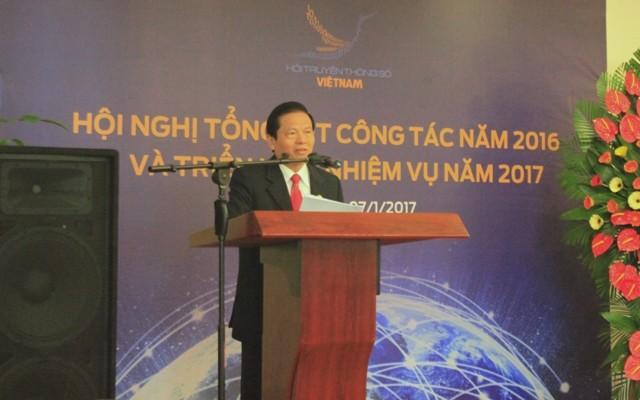 Hoạt động của Hội TTS Việt Nam góp phần vào thành công chung của ngành TT&TT ảnh 1