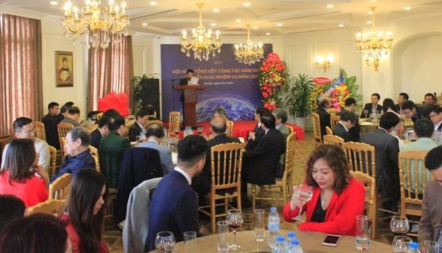 Hoạt động của Hội TTS Việt Nam góp phần vào thành công chung của ngành TT&TT ảnh 2