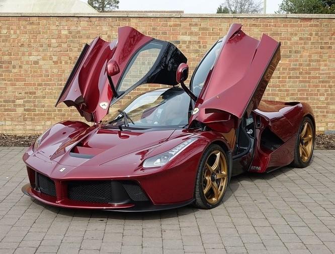 Siêu xe Ferrari LaFerrari cũ rao bán giá 3,4 triệu USD ảnh 6