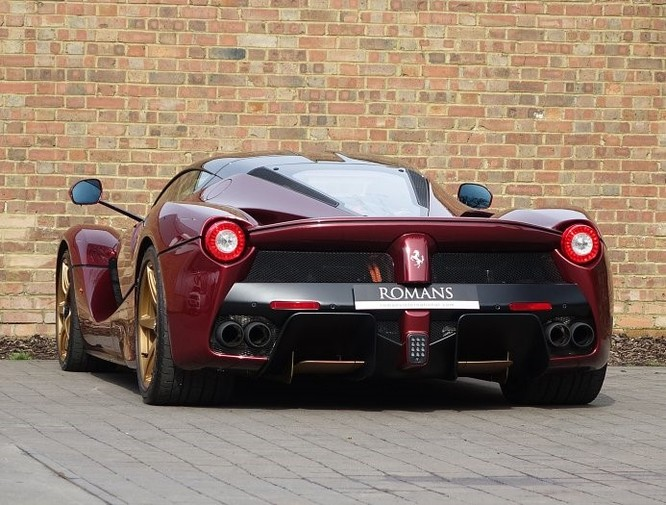 Siêu xe Ferrari LaFerrari cũ rao bán giá 3,4 triệu USD ảnh 3