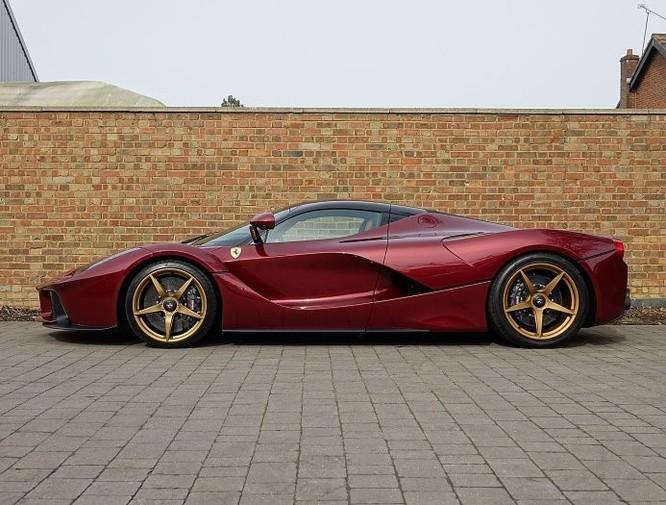 Siêu xe Ferrari LaFerrari cũ rao bán giá 3,4 triệu USD ảnh 1