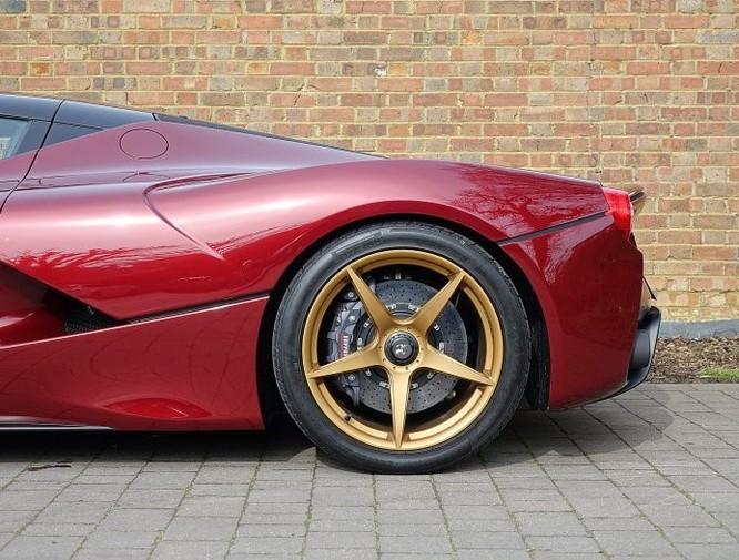 Siêu xe Ferrari LaFerrari cũ rao bán giá 3,4 triệu USD ảnh 2