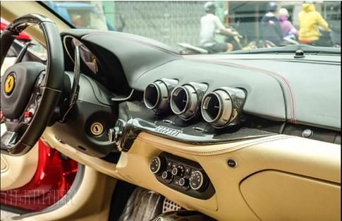 'Hàng độc' F12 Berlinetta bản độ Dubai duy nhất tại Việt Nam - ảnh 14