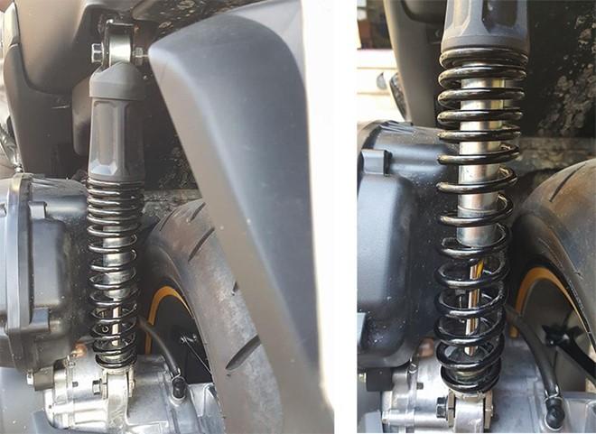 Yamaha Việt Nam phủ nhận NVX lỗi giảm xóc sau ảnh 1