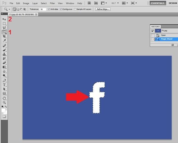 Hướng dẫn cắt ghép ảnh trong Photoshop đơn giản ảnh 2