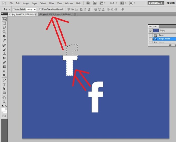 Hướng dẫn cắt ghép ảnh trong Photoshop đơn giản ảnh 3