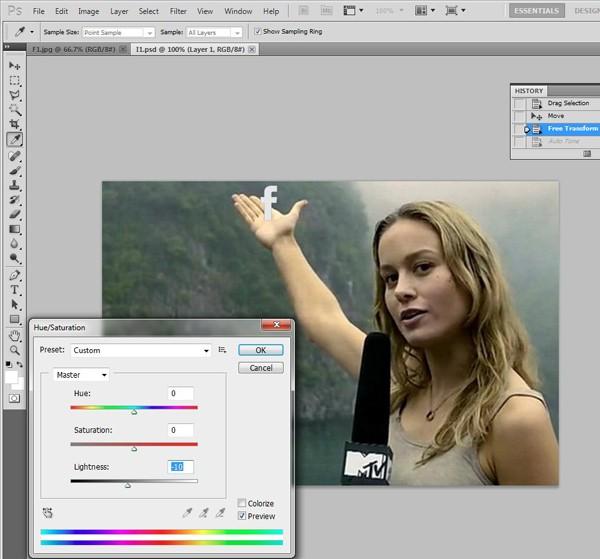 Hướng dẫn cắt ghép ảnh trong Photoshop đơn giản ảnh 6