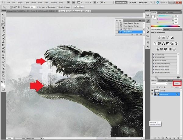 Hướng dẫn cắt ghép ảnh trong Photoshop đơn giản ảnh 7
