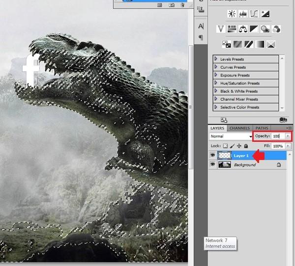 Hướng dẫn cắt ghép ảnh trong Photoshop đơn giản ảnh 8