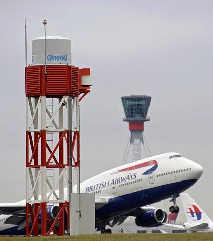 Điểm danh các hệ thống phát hiện vật thể lạ táo bạo ở sân bay ảnh 1