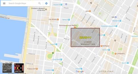 Chơi Pac-Man trên Google Maps nhân ngày Cá tháng tư ảnh 1