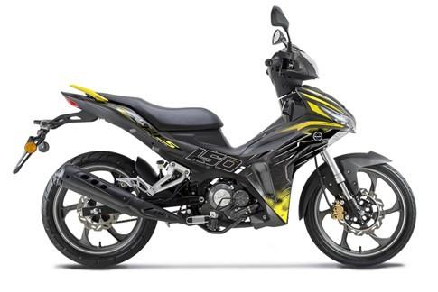 Benelli RFS150i - đối thủ mới của Yamaha Exciter, Honda Winner ảnh 3