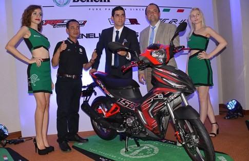 Benelli RFS150i - đối thủ mới của Yamaha Exciter, Honda Winner ảnh 1