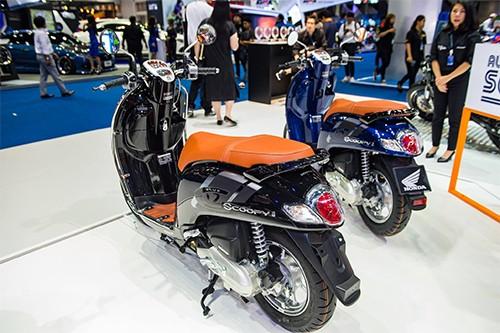 Honda Scoopy-i thế hệ mới giá từ 1.400 USD tại Thái Lan ảnh 3